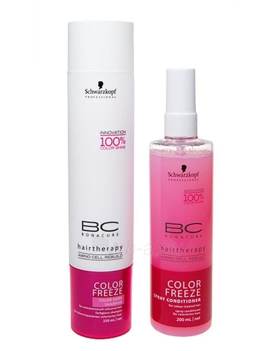 Cosmetic set Schwarzkopf BC Bonacure Color Freeze Kit 450 ml Paveikslėlis 1 iš 1 2508200000647
