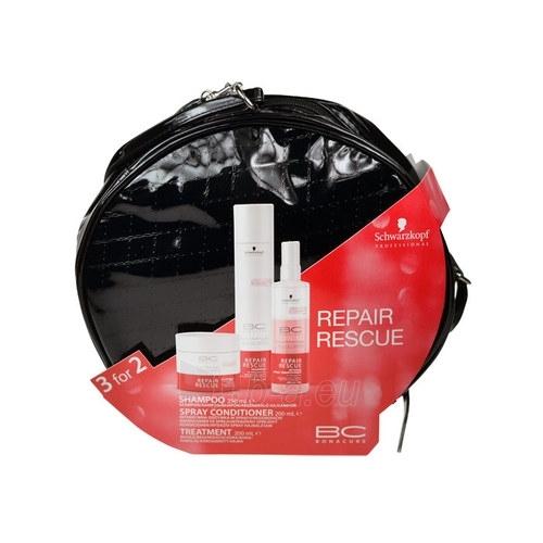 Cosmetic set Schwarzkopf BC Bonacure Repair Rescue Beauty Bag 650ml Paveikslėlis 1 iš 1 2508200000821