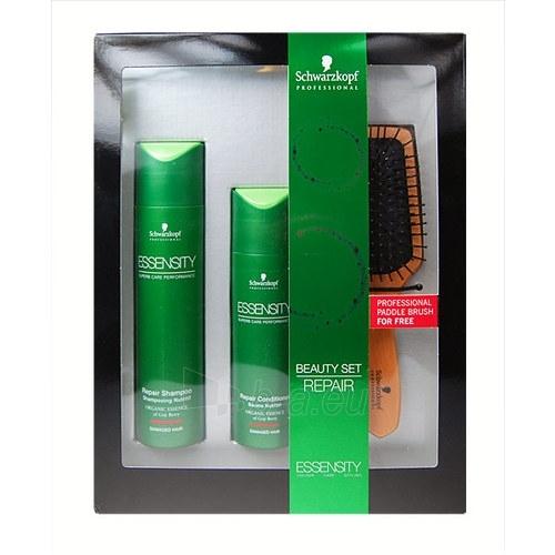 Kosmētikas komplekts Schwarzkopf Essensity Mitrums Šampūns    (bojāts iepakojums)   450ml  Paveikslėlis 1 iš 1 2508200000786