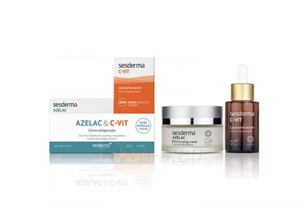 Kosmetikos rinkinys Sesderma Cosmetic set of skin care Azelac & C-Vit Paveikslėlis 1 iš 2 310820192779
