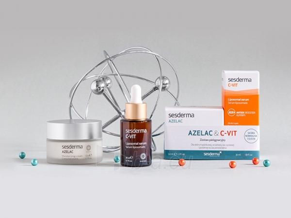 Kosmetikos rinkinys Sesderma Cosmetic set of skin care Azelac & C-Vit Paveikslėlis 2 iš 2 310820192779
