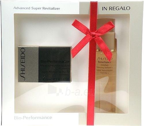 Kosmetikos rinkinys Shiseido BIO-PERFORMANCE  126ml Paveikslėlis 1 iš 1 2508200000532