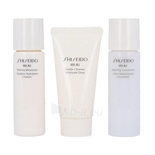 Kosmetikos komplekts Shiseido Ibuki Softening Concentrate Kit Cosmetic 90ml Paveikslėlis 1 iš 1 310820022395