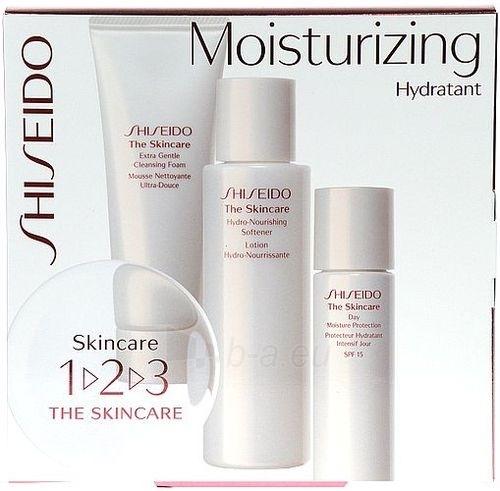 Cosmetic Kit Set Shiseido Moisturizing 205ml Paveikslėlis 1 iš 1 2508200000534