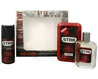 Cosmetic set STR8 Red Code Paveikslėlis 1 iš 1 310820018670