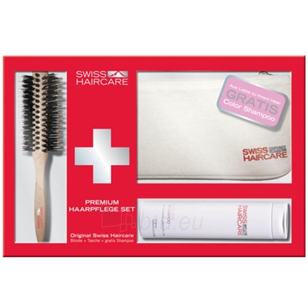Kosmetikos rinkinys SWISS HAIRCARE Premium Haaprflege W3ks SET II. Paveikslėlis 1 iš 1 2508200001083