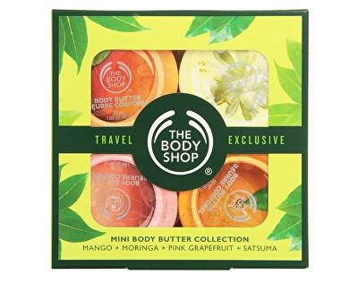 Cosmetic set The Body Shop gift set MiniBody butter Paveikslėlis 1 iš 1 310820085404
