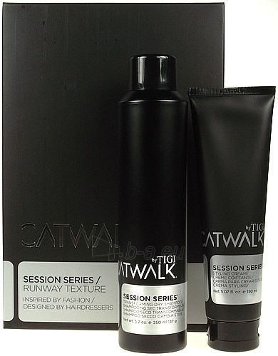 Cosmetic set Tigi Catwalk Runway Texture 400ml Paveikslėlis 1 iš 1 2508200000550