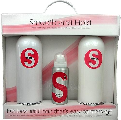 Cosmetic set Tigi S Factor Smooth and hold 1600ml Paveikslėlis 1 iš 1 2508200000561