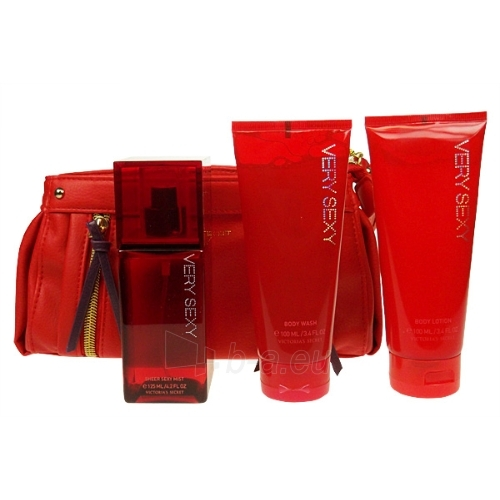 Cosmetic Kit Victoria's Secret Very Sexy 2007 Body Veil 125ml Paveikslėlis 1 iš 1 2508200000567