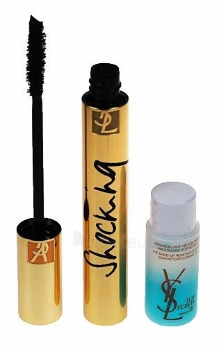 Cosmetic collection of Yves Saint Laurent Mascara Volume Shocking Look 14,4ml Paveikslėlis 1 iš 1 2508200000571