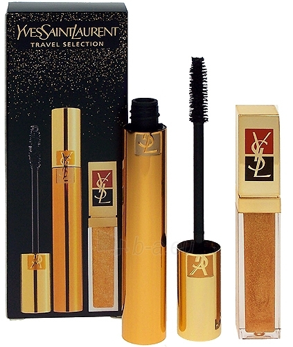 Cosmetic collection of Yves Saint Laurent YSL Gold Essentials 13,5ml Paveikslėlis 1 iš 1 2508200000577