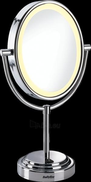 Kosmetinis veidrodis BaByliss 8437E Paveikslėlis 1 iš 1 310820135155