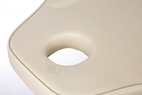 Kosmetologinis krėslas - kušetė Hydro-1-beige Paveikslėlis 4 iš 5 310820217612