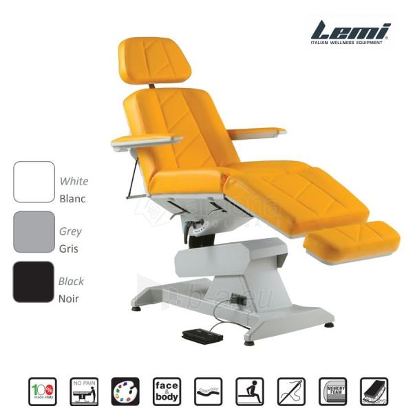 Kosmetologinis krėslas - kušetė Lemi 3 Paveikslėlis 1 iš 8 310820199711