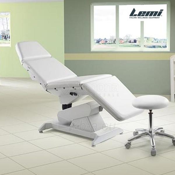 Kosmetologinis krėslas - kušetė Lemi 3 Paveikslėlis 2 iš 8 310820199711