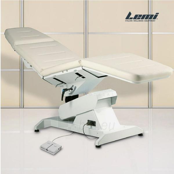 Kosmetologinis krėslas - kušetė Lemi 3 Paveikslėlis 5 iš 8 310820199711