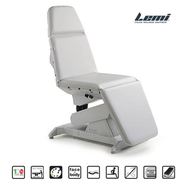 Kosmetologinis krėslas - kušetė Lemi 4 Paveikslėlis 3 iš 9 310820199713