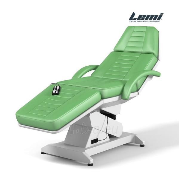 Kosmetologinis krėslas - kušetė Lemi 4 Paveikslėlis 5 iš 9 310820199713