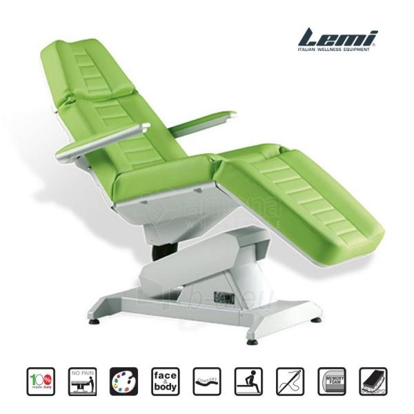 Kosmetologinis krėslas - kušetė Lemi 4 Paveikslėlis 7 iš 9 310820199713