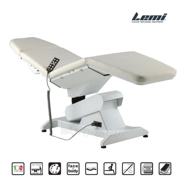 Kosmetologinis krėslas - kušetė Lemi 4 Paveikslėlis 8 iš 9 310820199713