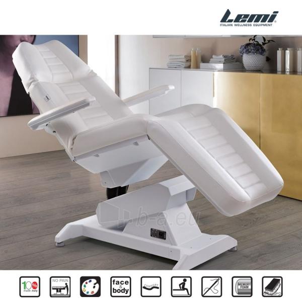 Kosmetologinis krėslas - kušetė Lemi 4 Paveikslėlis 9 iš 9 310820199713
