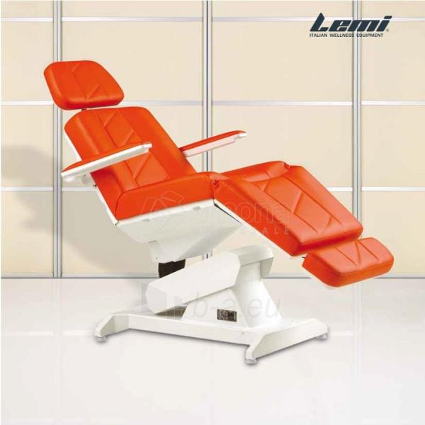 Kosmetologinis krėslas - kušetė Lemi Syncro Bi-Zak Paveikslėlis 7 iš 10 310820199714