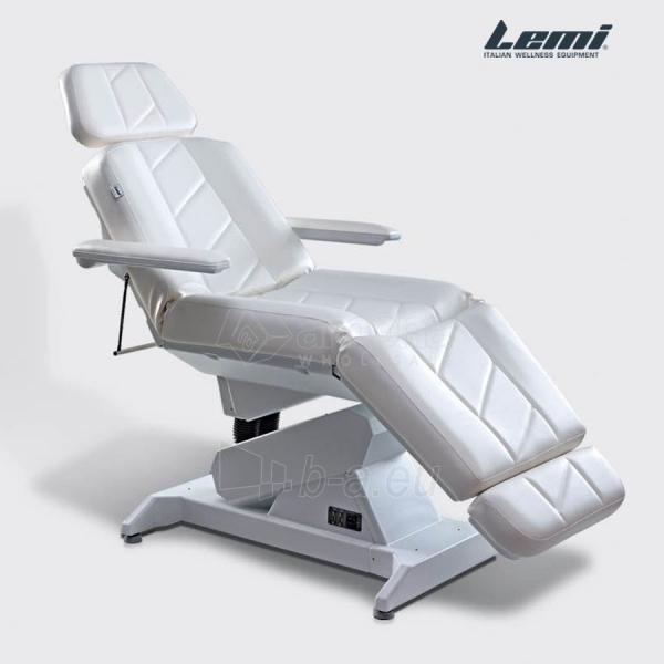 Kosmetologinis krėslas - kušetė Lemi Syncro Bi-Zak Paveikslėlis 6 iš 10 310820199714