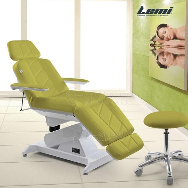 Kosmetologinis krėslas - kušetė Lemi Syncro Bi-Zak Paveikslėlis 5 iš 10 310820199714