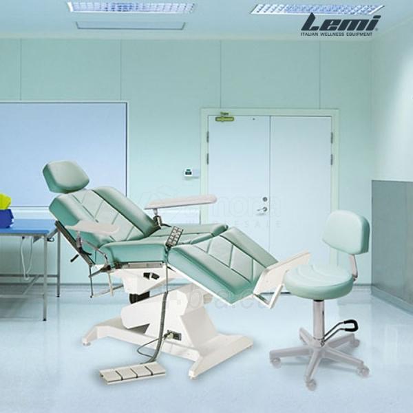 Kosmetologinis krėslas - kušetė Lemi Syncro Bi-Zak Paveikslėlis 4 iš 10 310820199714
