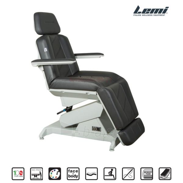 Kosmetologinis krėslas - kušetė Lemi Syncro Bi-Zak Paveikslėlis 3 iš 10 310820199714