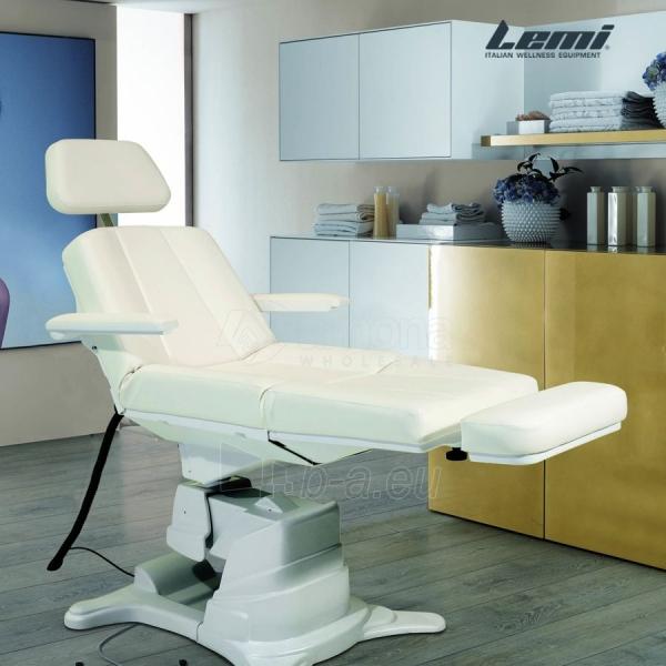 Kosmetologinis krėslas - kušetė Lemi Tesera Paveikslėlis 6 iš 9 310820199716