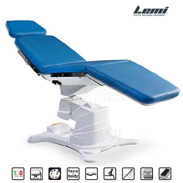Kosmetologinis krėslas - kušetė Lemi Tesera Paveikslėlis 7 iš 9 310820199716