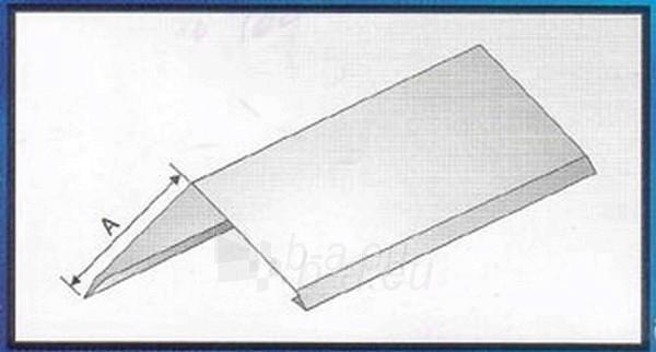 Kraigas paprastas 110x110 mm (SP-PA) spalvotas Paveikslėlis 1 iš 1 310820038450