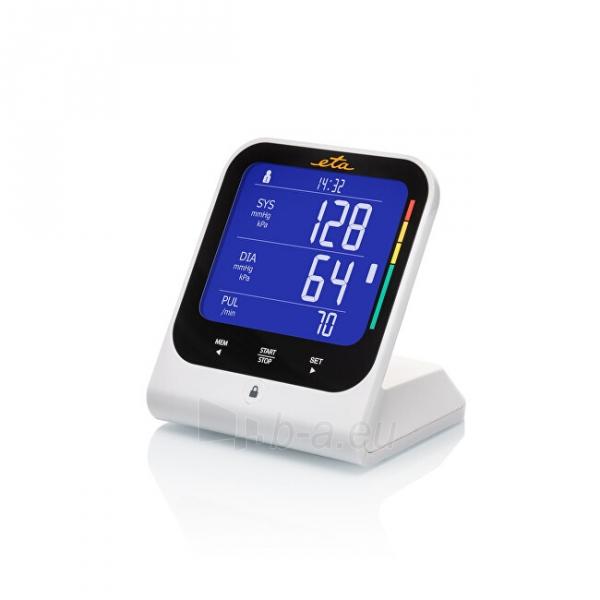 Kraujospūdžio matuoklis ETA Arm blood pressure monitor with bluetooth and adapter 4297 90000 Paveikslėlis 1 iš 5 310820229031