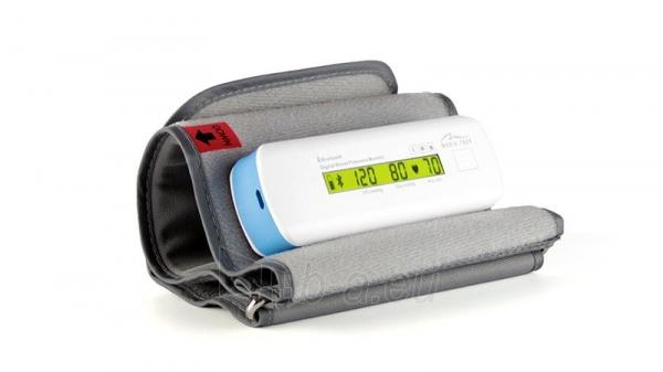 Kraujospūdžio matuoklis SMART BLOOD PRESSURE BT - LCD, BLUETOOTH 4.0, AUTOMATIC PUMP Paveikslėlis 1 iš 4 310820147601