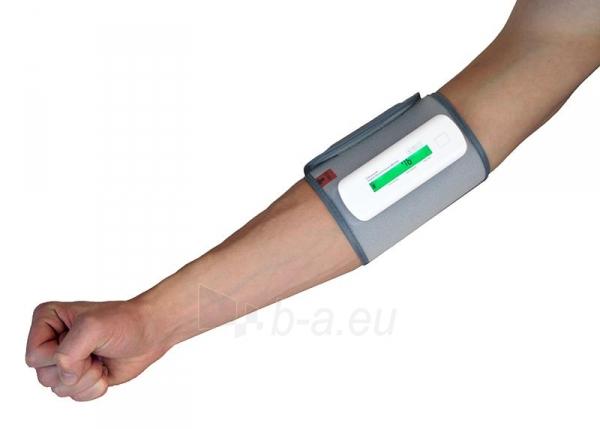 Kraujospūdžio matuoklis SMART BLOOD PRESSURE BT - LCD, BLUETOOTH 4.0, AUTOMATIC PUMP Paveikslėlis 4 iš 4 310820147601