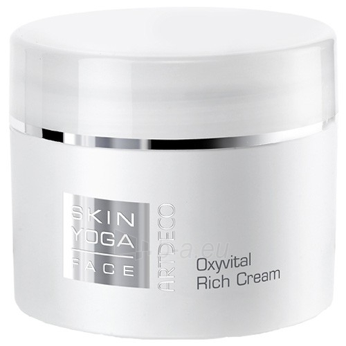 Artdeco Skin Yoga Face Oxyvital Rich Cream Cosmetic 50ml Paveikslėlis 1 iš 1 250840400854
