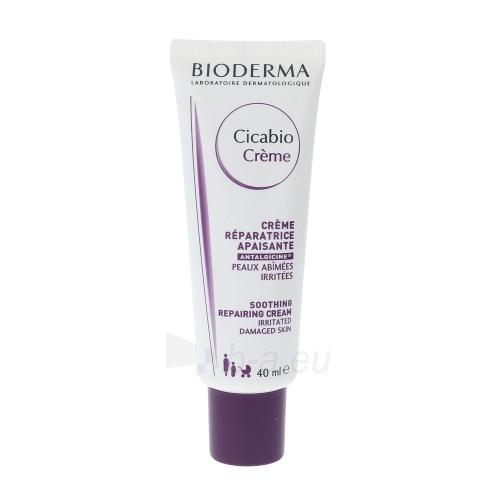 Bioderma Cicabio Cream Cosmetic 40ml Paveikslėlis 1 iš 1 250840402159