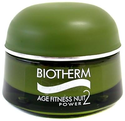 Biotherm Age Fitness NUIT Power 2 Cosmetic 50ml Paveikslėlis 1 iš 1 250840400047