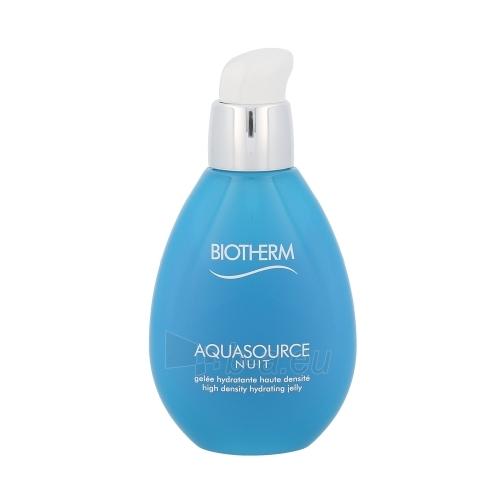 Biotherm Aquasource Nuit Hydrating Jelly Cosmetic 50ml Paveikslėlis 1 iš 1 250840401458