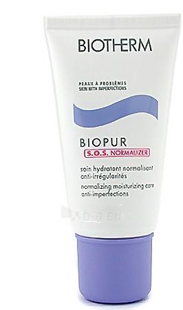 Biotherm BIOPUR SOS Normalizer Hydratant Cosmetic 50ml Paveikslėlis 1 iš 1 250840400083