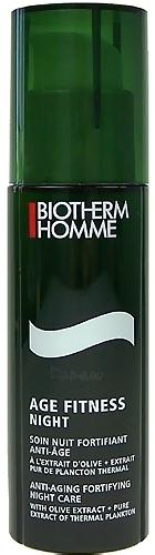 Kremas veidui Biotherm Homme Age Fitness Night Cosmetic 50ml Paveikslėlis 1 iš 1 250840400091