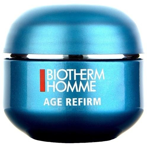 Kremas veidui Biotherm Homme Age Refirm Firming Wrinkle Corrector Care Cosmetic 50ml Paveikslėlis 1 iš 1 250840401298