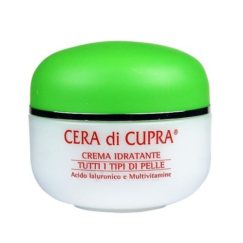 Kremas veidui Cera di Cupra Young Skin Moisturizing Cream Cosmetic 50ml Paveikslėlis 1 iš 1 250840400130