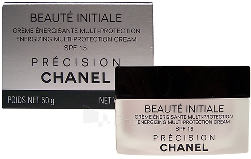 Chanel Beaute Initiale Creme Energizing Cosmetic 50ml Paveikslėlis 1 iš 1 250840400133