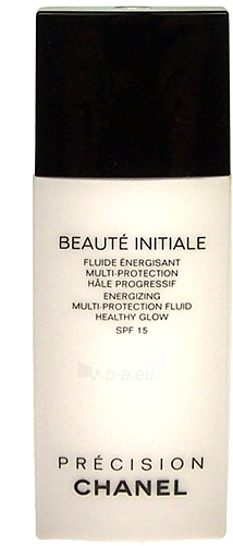 Kremas veidui Chanel Beaute Initiale Fluide Energizing Cosmetic 50ml Paveikslėlis 1 iš 1 250840400134