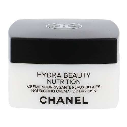 Kremas face Chanel Hydra Beauty Nutrition Cream Dry Skin Cosmetic 50g Paveikslėlis 1 iš 1 250840402338