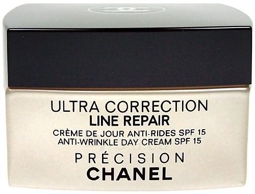 Chanel Ultra Correction Line Repair AntiWri Cream SPF15 Cosmetic 50g Texture Confort Paveikslėlis 1 iš 1 250840400149