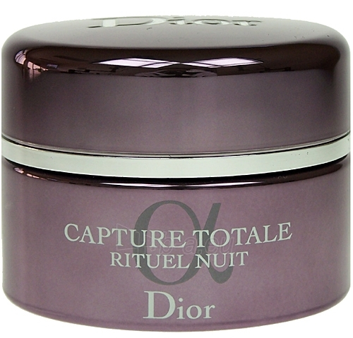 Christian Dior Capture Totale Rituel NUIT Multi-Perfection Intens Cosmetic 50ml Paveikslėlis 1 iš 1 250840400172